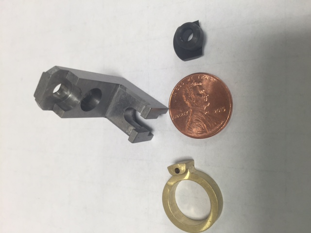We can custom make real small parts